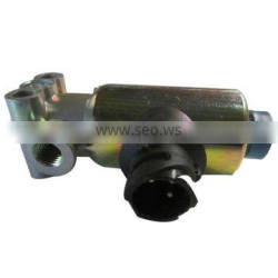 Shacman original ELECTRIC AIR VALVE 81.52160.6115 FOR TRUCK SPARE PARTS The Electromagnetic Valve