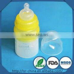 wear-resisting baby milk bottle that specially design for baby's health