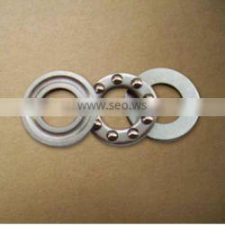 axial mini brass cage thrust ball bearing F5-11