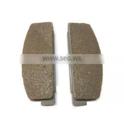 factory wholesale advanced brake pads for M6 Premacy auto spares parts GGYB-26-48Z
