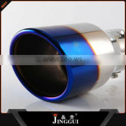 Wenzhou SS304 burnt slope exhaust pipe for universal