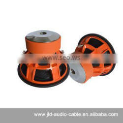 Made in China subwoofer for Cars with RMS 1500w Car SPL Subwoofer 15
