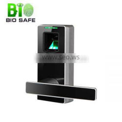 LM100N Keyless Digital Security Handle Fingerprint Lock