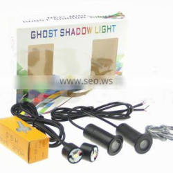 Motorcycles automobile parts led angle eye led door logo projector light