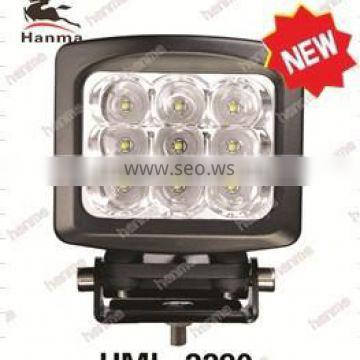 high power 90W 4x4 offroad auto led work light