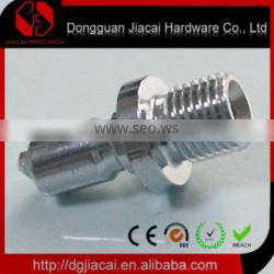 Screw Machining Part With Zinc plating