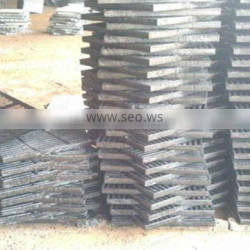 cast iron pig equipment, cast iron grates