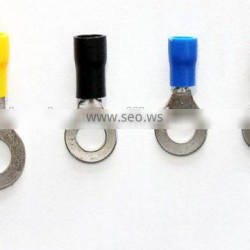 Hot Nickel plated steel crimp terminal connector manufacturer
