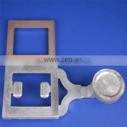 China Manufacturer Anodizing Aluminum alloy Wall Switch Socket
