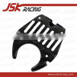 CARBON FIBER ENGINE LOCK COVER FOR FERRARI 458 ITALIA(JSK110217)