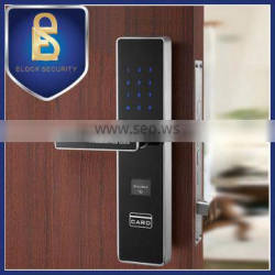2015 Best Selling Keyless Card Code Door Lock