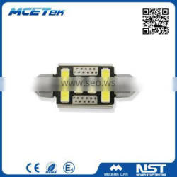 OEM auto lamp with blister package 5630 smd led wholesale festoon lighting
