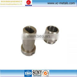 High quality stainless steel drill press milling parts