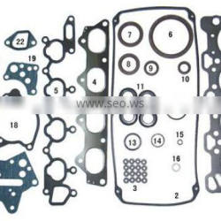 Full set gasket for engine parts fits 4G64 G64FR with OEM NO MD973157 50161300
