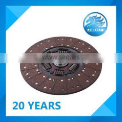 High Quality Motorcycle Clutch Disc Diameter 430mm For SINOTRUK Heavy Truck