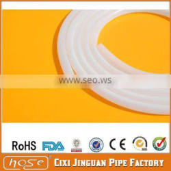Good Silicone Tubes Suitable For Peristaltic Pumps, 10mm Clear FDA Silicone Tube, Transparent Flexible Tube Silicone Rubber Hose