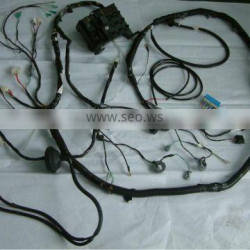 auto modified car harness ,motorcycle wire harness,wire harness,DC wire harness