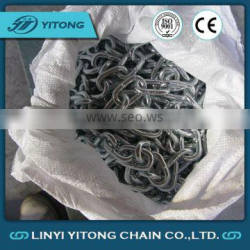 Quick Delivery China Products British Type 6mm Short Link Chain