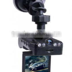 Dual Lens Car Video Camera Car Camera with Night Vision function