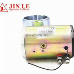 12V 1.6KW Hydraulic DC Motor for forklift