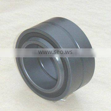 Radial spherical plain bearings requiring maintenance