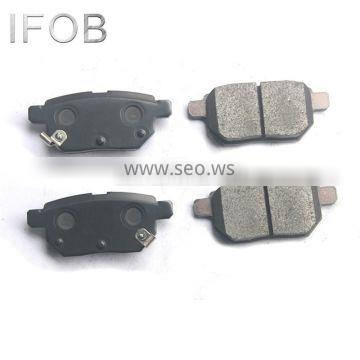 IFOB wholesale brake pad for TOYOTA COROLLA AZE141 ZRE142 04466-02260