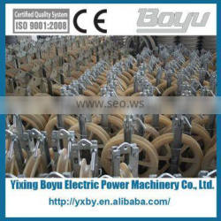 Different combinations nylon cable pulleys