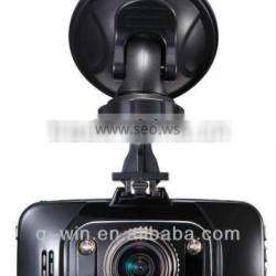 2013 newest! 140 degree wide view-angle full hd car camera recorder with 2.7 inch 16:9 TFT LCD display