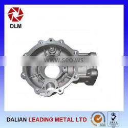 Precision metal die cast aluminum part