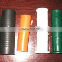 two color handle grip, wheelbarrow handle grip, handle grip used for wheel barrow