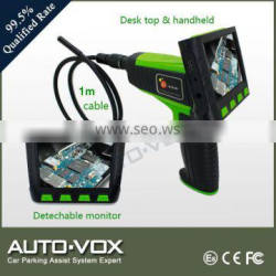 3.5 inch wired usb waterproof endoscope inspection camera with 1m cable