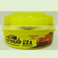 Hot Sale coolbao Brand 230g/pc Car gold soft wax