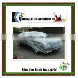 Easy Clean of SALES OF PLASTICS CAR COVER SHEET