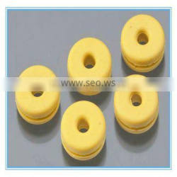 customized molded silicone rubber grommet