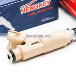 Hengney car parts oem 23250-22020 For Toyota Corolla Avensis Celica Rav4 1.8LTR Fuel injection nozzle