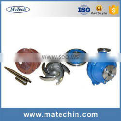 Manufacturing OEM Precise Diesel Injector Deep Well Pump Parts