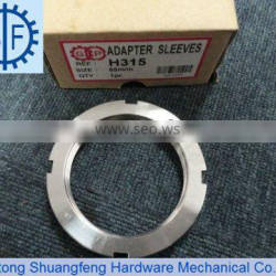 2013 Best Quality bearing adapter sleeves H314