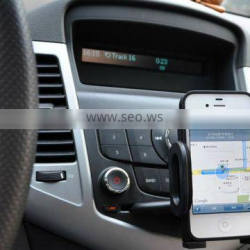 Car Dashboard CD Slot Mount, Hand free Mount Holder for Smartphone Phone, iPhone, Samsung, HTC, GPS