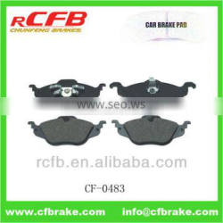 CAR BRAKE PAD FOR OPEL ASTRA