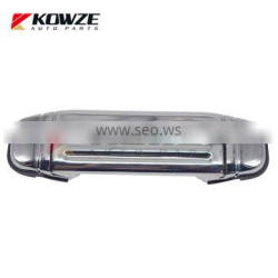 Chrome Door Outside Handle For Mitsubishi Pajero 2 II 1990-2000 MR156876 MB669168
