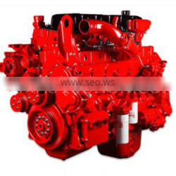 Water cooling 450-575HP Construction machinery QSZ13 series diesel engine assembly in stock