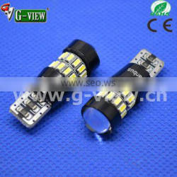 factory direct selling T10 30smd 3014 t10 w5w canbus car led light error free interior lamp