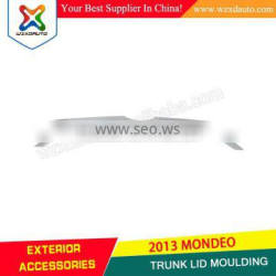 2013 MONDEO TRUNK LID MOULDING ABS CHROME CAR ACCESSORIES