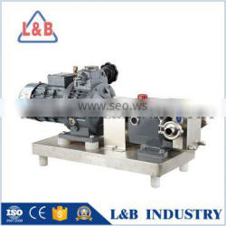 Steel Industrial Gear type Electric Fuel Transfer Pump