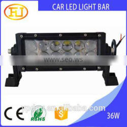 4D led light bar cheap led light bars 36w led light bar led offroad light bar