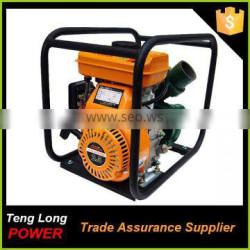 TLQGZ50-12/15 2 inch centrifugal or self-priming gasoline motor irrigation water pump for sale