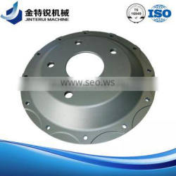 Precision large aluminum cnc turning part
