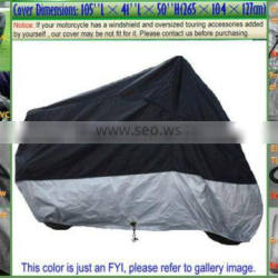 excellent performance waterproof motocycle cover