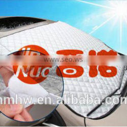 Silver Sun Protection Windshield Car cover Front Car Cover