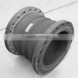 Short rubber hose for dredging pipeline